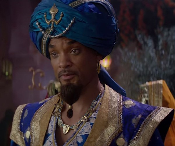 Will Smith will star as the Genie in the *Aladdin* remake. *(Image: Disney)*