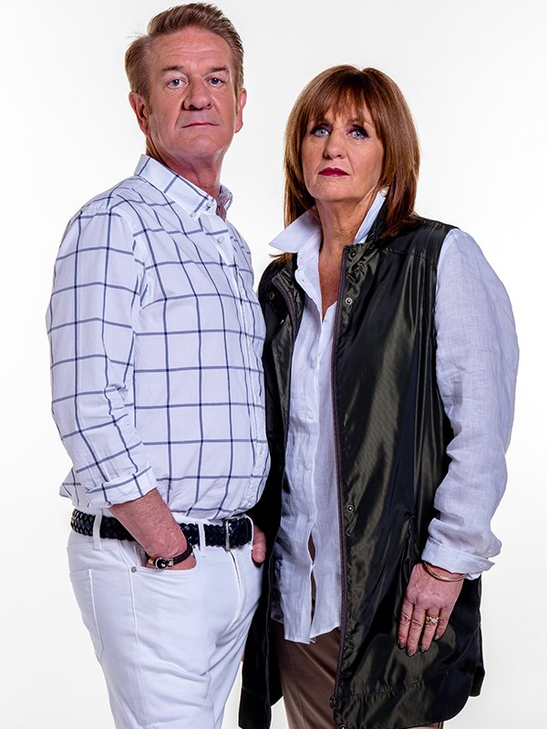 Kev and Janetta who have been married for 30 years need no explaining. The *Travel Guides* veterans are back and on the look out for the best the world can offer - accommodation, food and wine. *(Image: Channel Nine)*