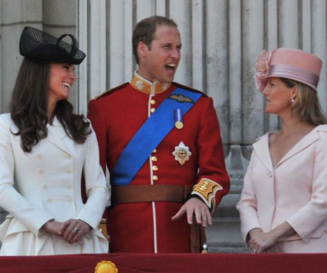 And it seems Prince William is a huge fan of the former publicist too. *(Image: Rex/Shutterstock)*