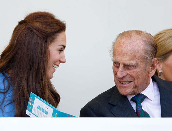 Strong bonds run deep in the British Royal Family. *(Image: Getty)*