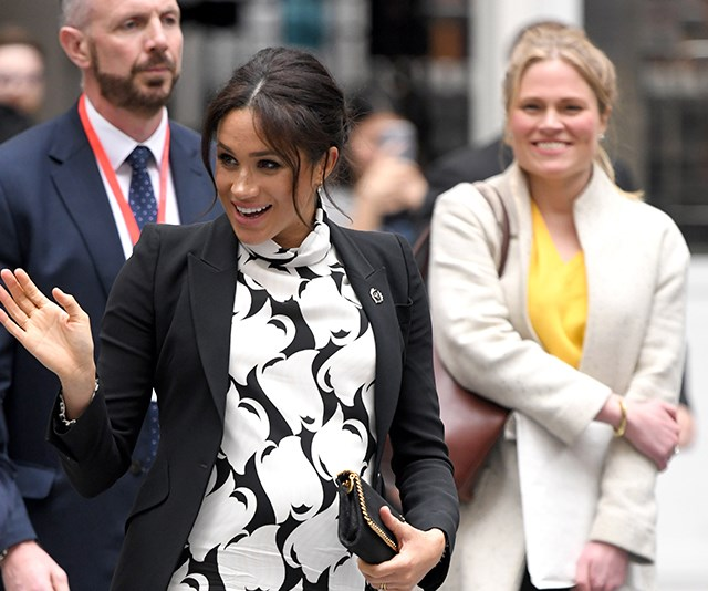 There might be a very valid reason as to why a number of Meghan's staff have up and left in the last few months. *(Image: Getty)*