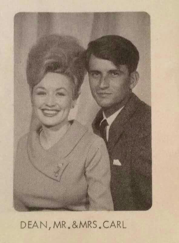 The couple were married in 1966, just as Dolly's career was taking off. *(Image: dollyparton.com)*