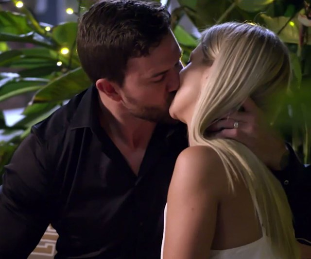 Could Dan and Jess' affair be purely for the cameras? *(Image: Channel Nine)*
