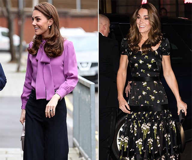Can you spot it? There are subtle tweaks on these two looks, and they're genius! *(Images: Getty)*