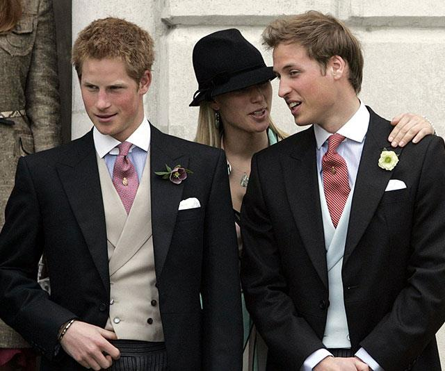 Zara is particularly close with first cousins William and Harry. *(Image: Getty)*