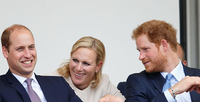 """Zara is so close to her cousins that she is one of [Prince George's](https://www.nowtolove.com.au/tags/prince-george