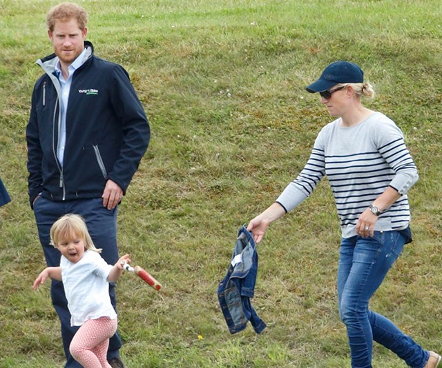 Catch me if you can, Harry! *(Image: Getty)*