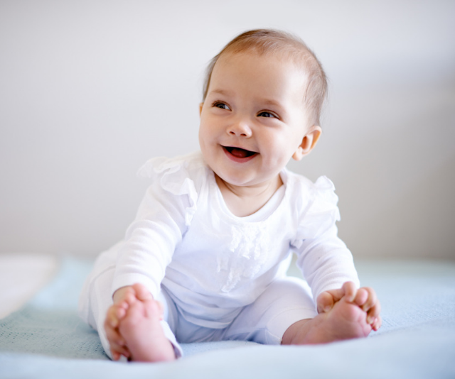 """**Dottie:** Oh gosh, how cute is this for a name? A derivative of names like Dorothy which go back to the Greek name, Dorothea which essentially means """"Gift of God."""" *Image: Getty.*"""