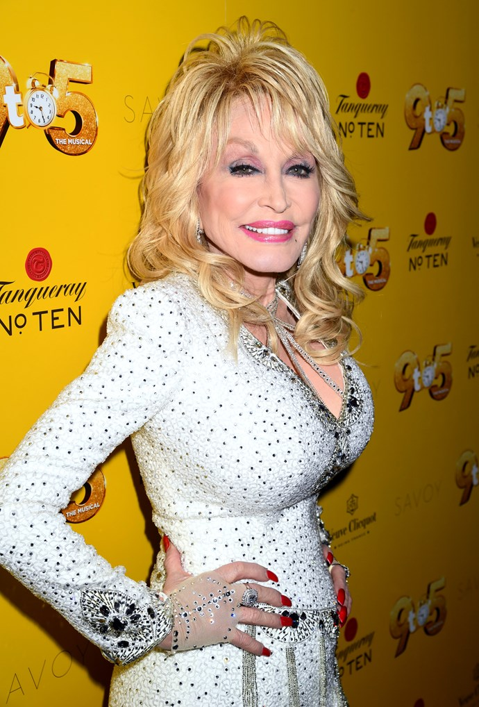 Dolly says Carl never joins her on the red carpet. *(Image: Getty)*