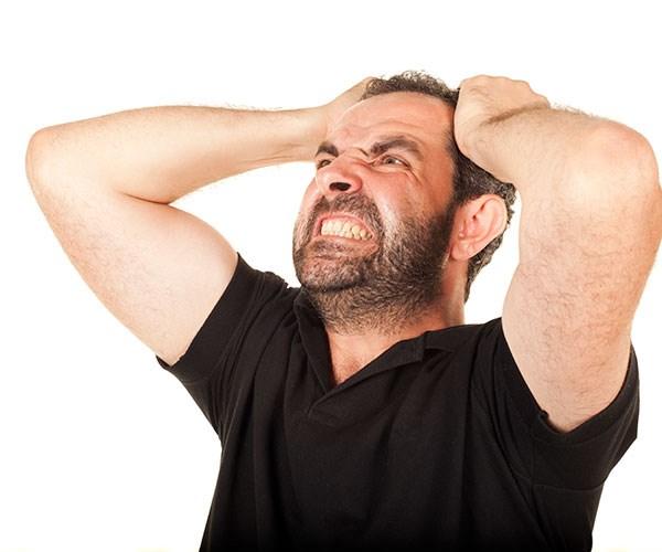 Swearing can help process pain.