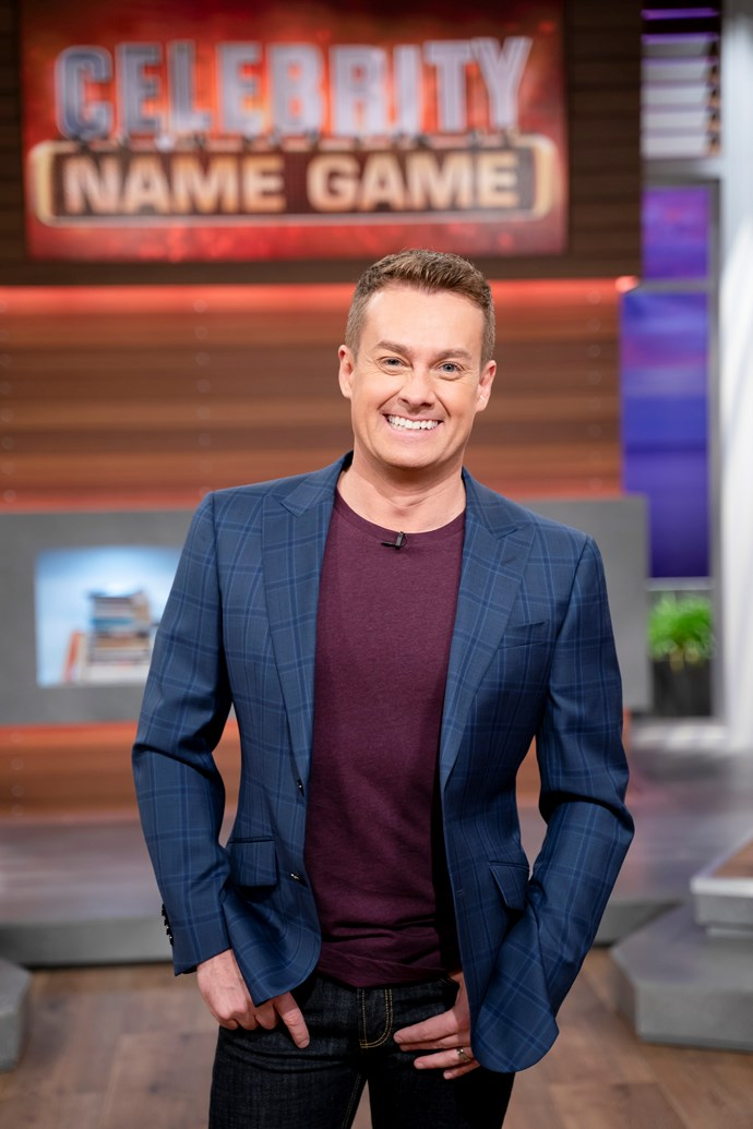 Grant Denyer is back in another hosting role!