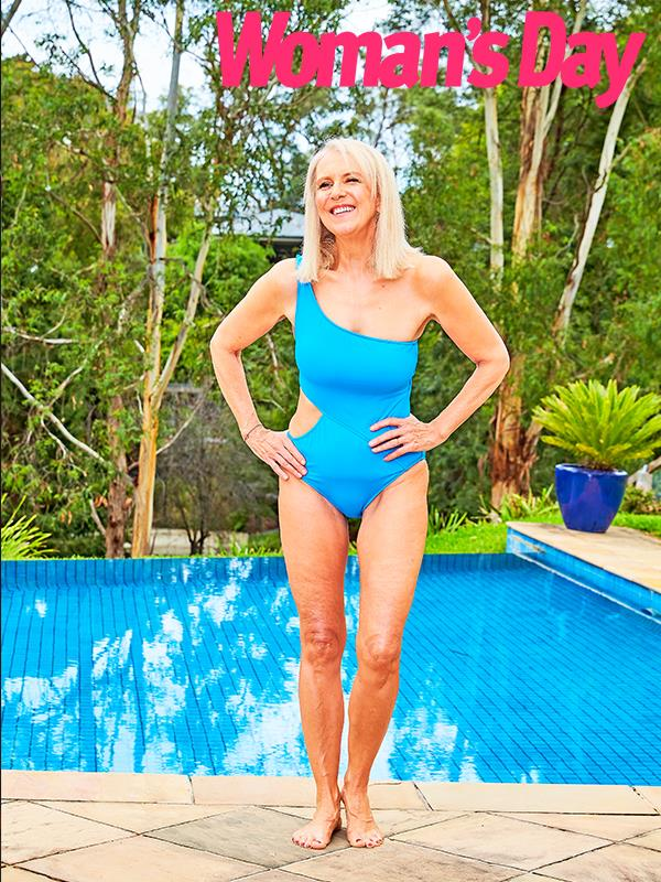 """My body has come back after all these years,"" Debra says of her new, fitter body. *(Image: Supplied/Phillip Castleton)*"