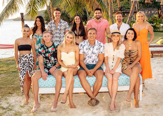 Brooke, Rachael, Paddy, Bill, Alisha, Brittney W, Nathan, Alex B, Shannon, James, Cat and Cass - the class of BIP 2019. *(Source: Network Ten)*