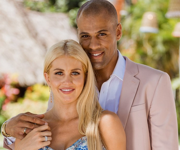 Ali and Grant reportedly split after Ali cheated on him. *(Image: Channel 10)*