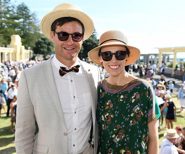 And there's no denying her and Clarke's style! The parents attended an Art Deco Festival in February 2019 looking every bit the everyday young couple-turned-parents they are - how refreshing. *(Image: Getty)*