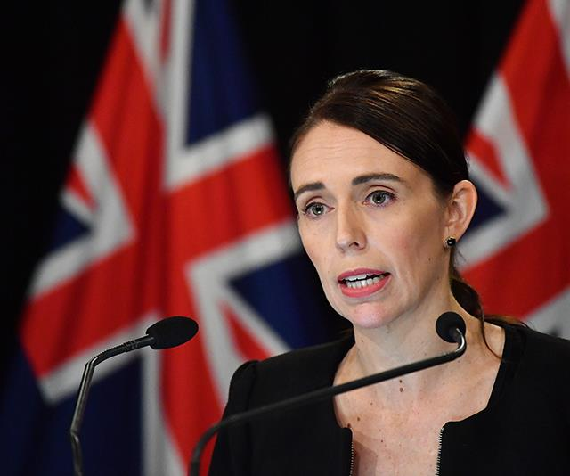 "Witnessing your country's darkest day would be one of the toughest things to endure, yet leader Jacinda brought things back to what everyone knew to be true: ""This is not the New Zealand that any of us know."" *(Image: Getty)*"