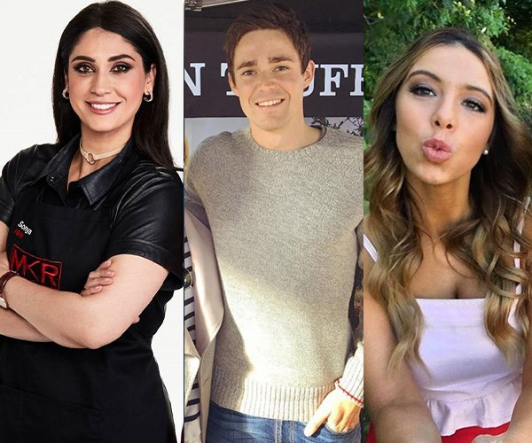 **Henry, Sonya and Louisa: Season 9** <br> <br> Truffle farmer Henry Terry captured the hearts of not only viewers but his female competitors too! In fact, there was an *MKR* love triangle at the instant restaurants with both Sonya Mefaddi and Louisa Senteleky vying for his attentions.