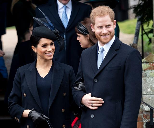 Meghan and Harry are well and truly ready to become parents! *(Image: Getty)*