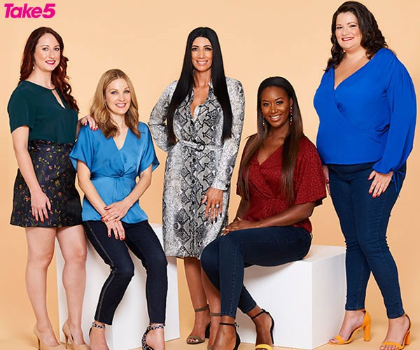 These five women love their bodies!