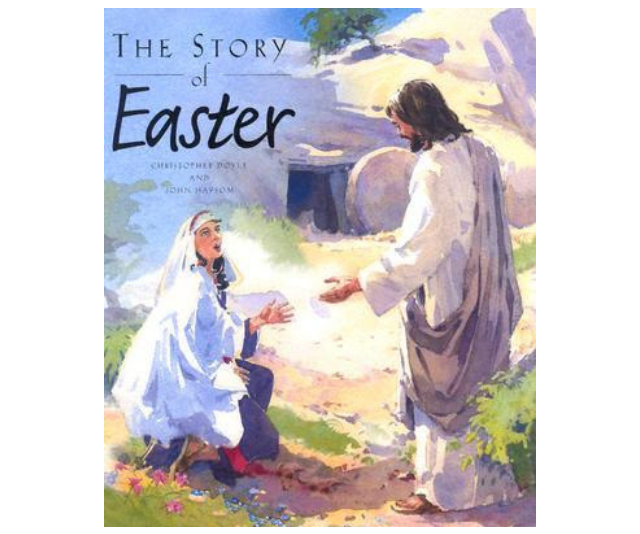*The Story of Easter* by Christopher Doyal is aimed at older children (8 – 12 years old). It is based on biblical accounts, and features delicate yet effective watercolour illustrations. *Image: Supplied.*
