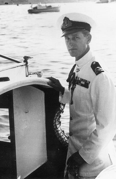 The Duke enjoyed a successful tenure in the Royal Navy.