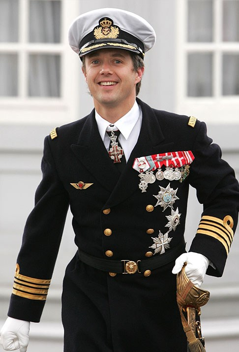 The 50-year-old is a well-rounded serviceman and has completed comprehensive military studies, including a stint at the Royal Danish Defence College.