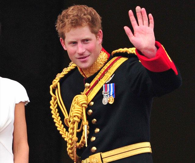 World's most dapper best man! Who could forget when Harry sported the uniform of the Blues and Royals complete with a forage cap, aiguillettes, cross-belt and gold waist belt with sword slings. Fun fact, designer Russell Kashket built specially-made pockets into Harry's outfit so he could safely carry Duchess Catherine's wedding ring.