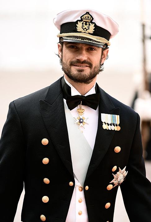 "We're kicking things off with the ultimate prince charming, [Prince Carl Philip of Sweden.](https://www.nowtolove.com.au/tags/prince-carl-philip-duke-of-varmland|target=""_blank"")"