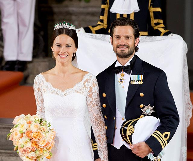The 39-year-old, pictured here on his wedding day to former reality star Princess Sofia, is perhaps one of the lesser-known European royals.