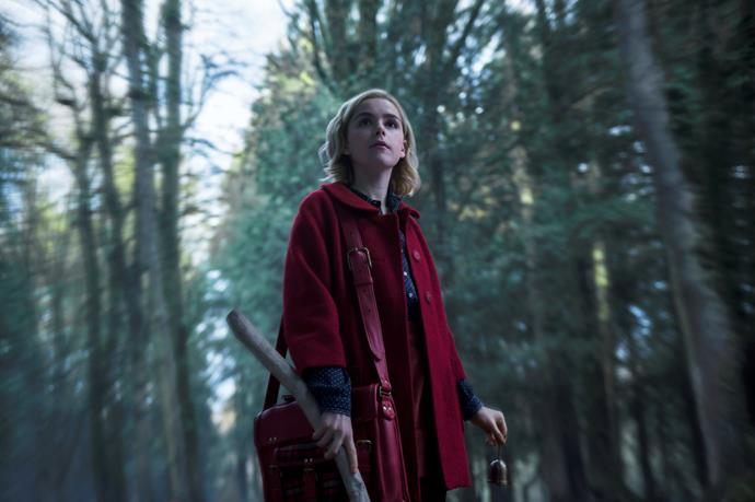 *Chilling Adventures of Sabrina* returns with Part 2.