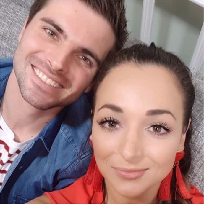 """**Matt and Bianca: Season 10** <br> <br> He's been nicknamed 'Hollywood' by his costars for his looks but cricket fan Matt Gawthrop [formed a """"special bond""""](https://www.nowtolove.com.au/reality-tv/my-kitchen-rules/my-kitchen-rules-bianca-matt-romance-54497