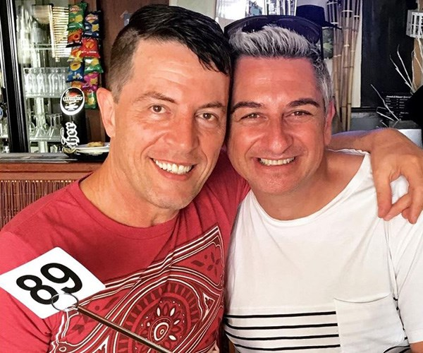 """**Chris and Sal: Season 10** <br> <br> Chris Rillo may no longer be in the running to win this season but he did strike gold after he and his Port Pirie competitor Sal Caputo struck up [a secret on-set flirtfest](https://www.nowtolove.com.au/reality-tv/my-kitchen-rules/my-kitchen-rules-sal-chris-54293