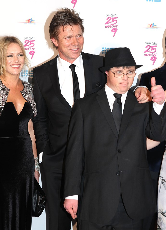 """Wilkins says it's a """"joy"""" having a person with Down syndrome in the family. *(Image: Getty)*"""