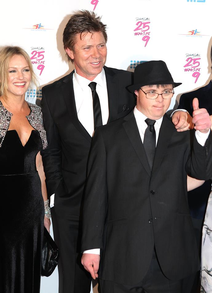 "Wilkins says it's a ""joy"" having a person with Down syndrome in the family. *(Image: Getty)*"