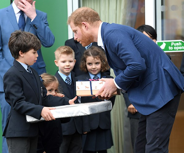 Prince Harry just did a hilariously cute impression of Meghan and we can't stop watching! *(Image: Getty)*