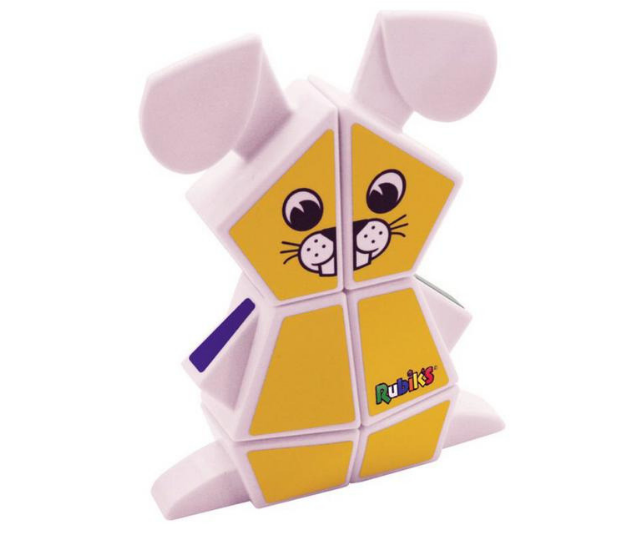Bunny themed toys are a great alternative to chocolate bunnies. *Image: Crown & Andrews.*