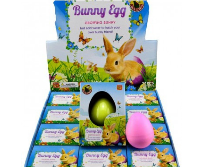 Not all Easter eggs are chcolate. *Image: Mr Toys.*