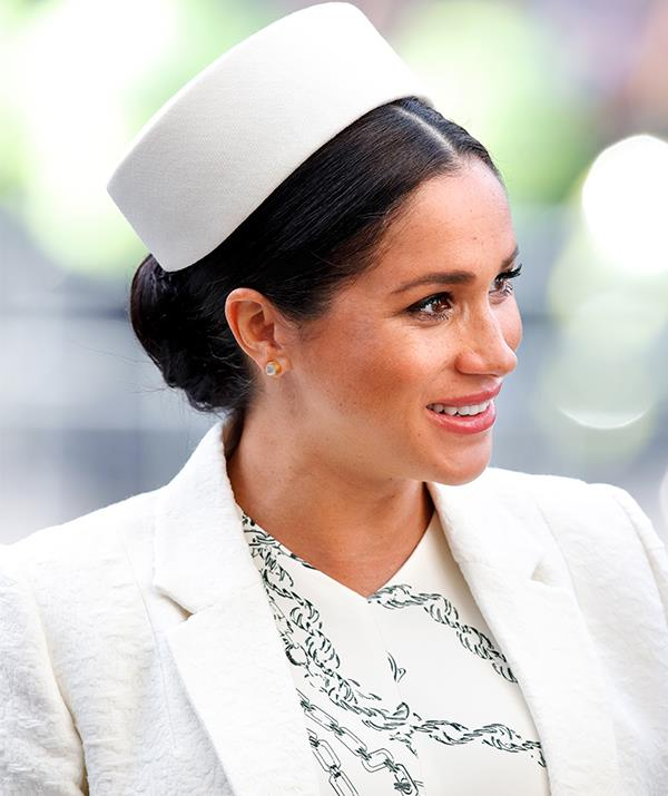 Duchess Meghan's First Appearance After Her Maternity