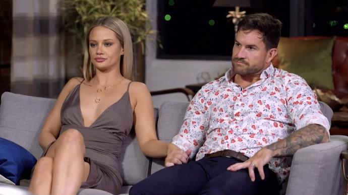 Jessika and Dan were allowed to re-enter the experiment as a new couple.