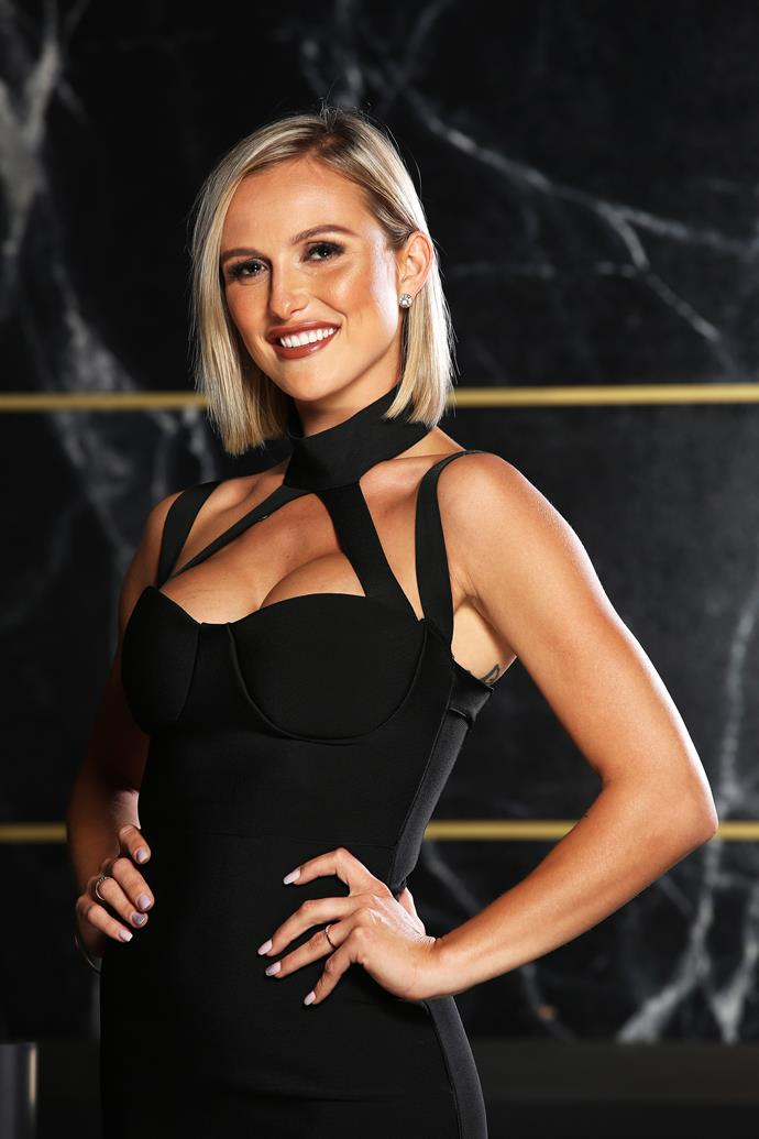 Married at First Sight's Susie has found love, but not with her on-screen 'husband'... *(Image: Nine)*