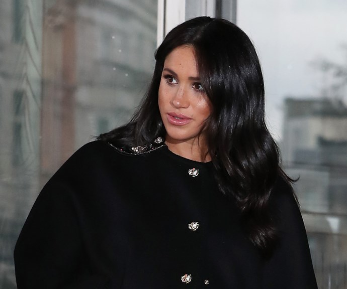 Meghan has been unable to escape rumours that she is difficult to work with. *(Image: Getty)*