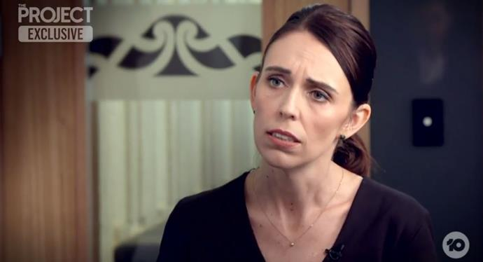 Jacinda's heartbreaking confession struck a chord. *(Image: Network Ten)*