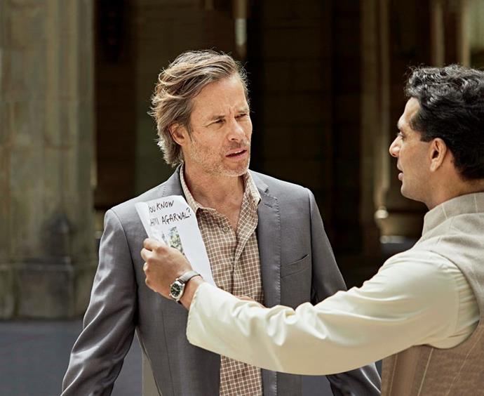 The first season of Jack Irish is coming to Stan.