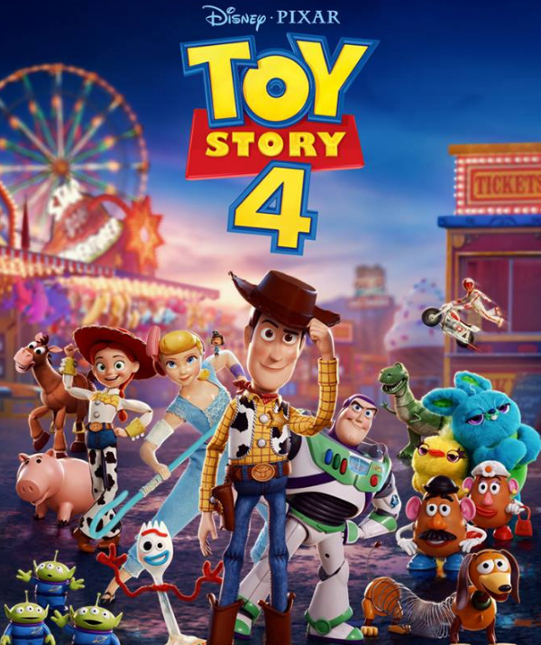 The toys are hitting the road in *Toy Story 4*. *Image: Pixar.*