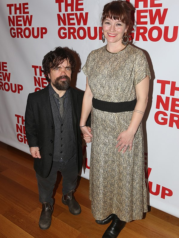 Peter and Erica are proud parents-of-two. *(Image: Getty Images)*