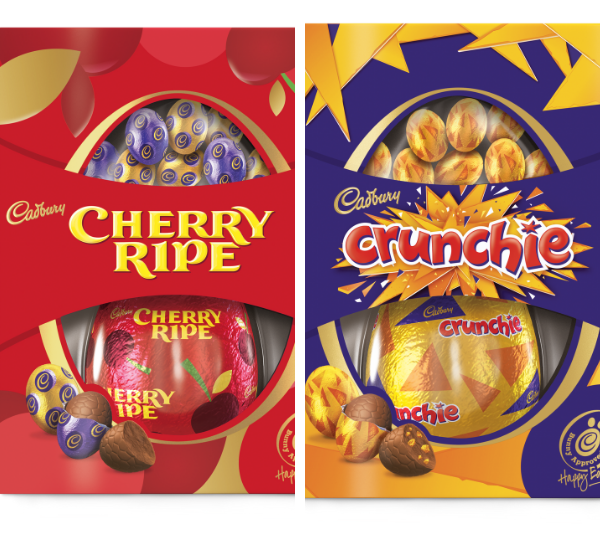 **Cadbury Gift Boxes** <br><br> *$10, from Woolworths and Coles*