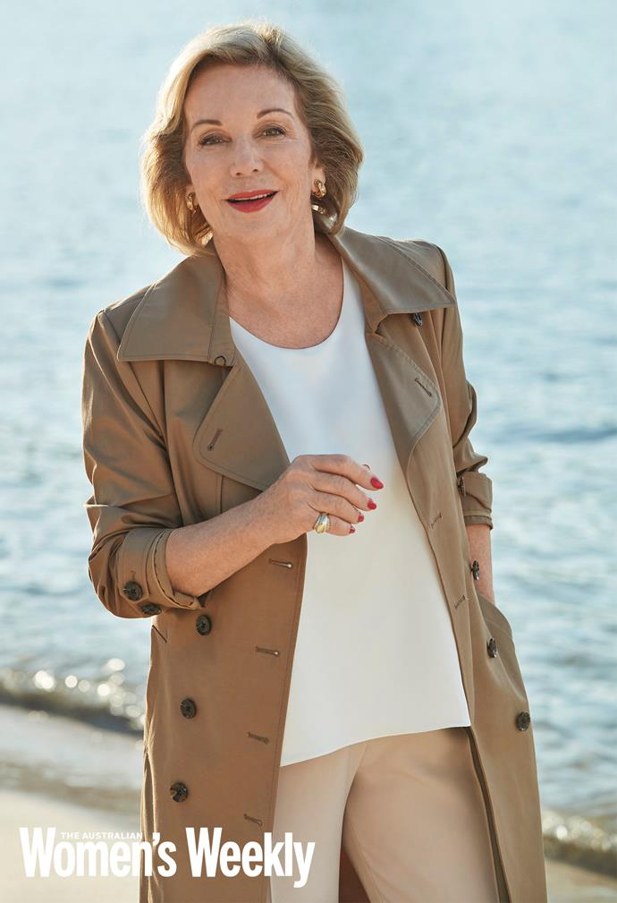 2019 has already been a big year for former *Australian Women's Weekly* Editor Ita Buttrose *(Image: Julie Adams)*