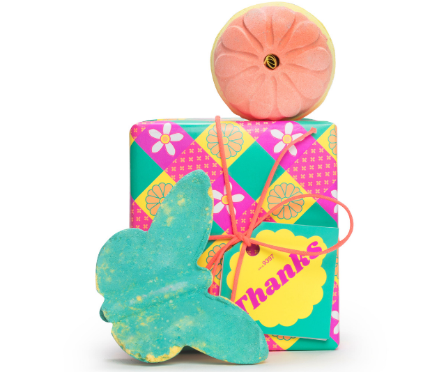 LUSH has so many cute gift packs that are bound to be a hit. *Image: LUSH.*
