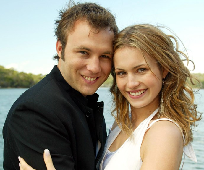 **Christie Hayes - Home & Away** <br><br> Christie starred as Kirsty Sutherland from 2000 to 2005, and later 2008 to 2009. She was known for being part of one of the most controversial storylines in which she knowingly started a relationship with Kane, a man who sexually assaulted her sister.