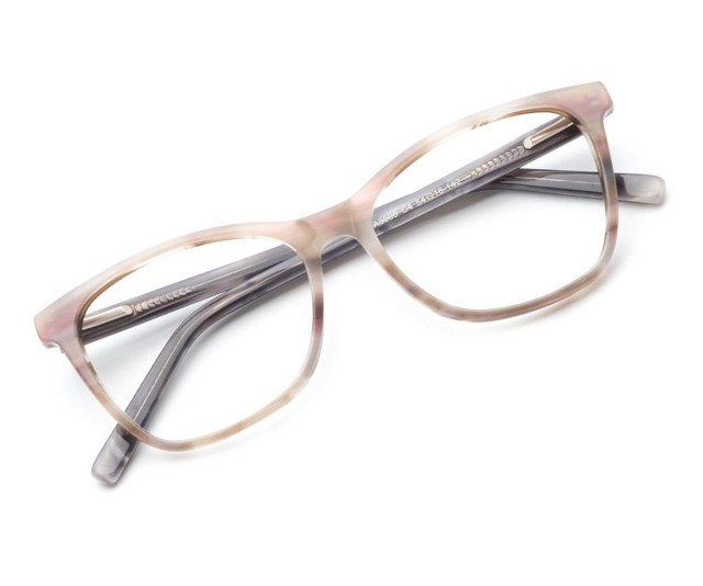 Think outside the box and hook mum up with some fresh designer frames … for cheap! *Image: Clearly.*